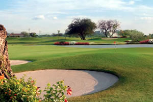 Mexico golf school, Paraiso Country Club